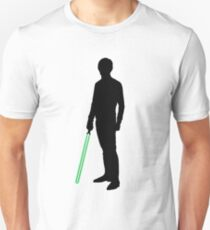 Star Wars Luke Skywalker Black Unisex T-Shirt