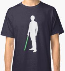 Star Wars Luke Skywalker White Classic T-Shirt