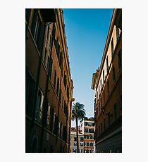 To The Piazza Di Spagna Photographic Print