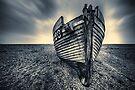 Broken Boat by Svetlana Sewell