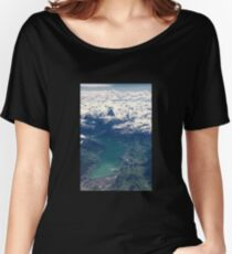 The North Face and Lake Thun Women's Relaxed Fit T-Shirt