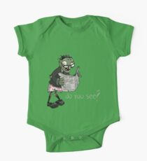 Plants vs Zombies - Do You See? One Piece - Short Sleeve