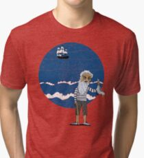 The Ancient Mariner Tri-blend T-Shirt