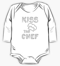 Kiss the chef Kids Clothes
