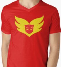 Holo Roddy Men's V-Neck T-Shirt