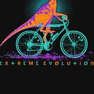 EXTREME EVOLUTION... the bicycle by Veronica  Jackson