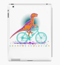 EXTREME EVOLUTION... the bicycle iPad Case/Skin