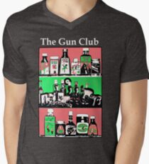 The Gun Club Men's V-Neck T-Shirt