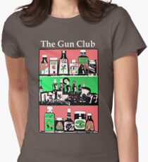 The Gun Club Womens Fitted T-Shirt