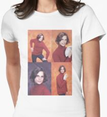 Dr. Spencer Reid 3 Womens Fitted T-Shirt