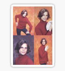Dr. Spencer Reid 3 Sticker