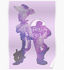To Infinity & Beyond Poster