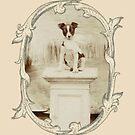 The Dog on a Pedestal by Maartje de Nie