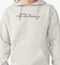 '64 Fairlane Chrome Emblem Pullover Hoodie