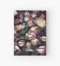 Paper Roses Hardcover Journal
