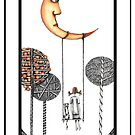 Moon Swing by Jenny Wood