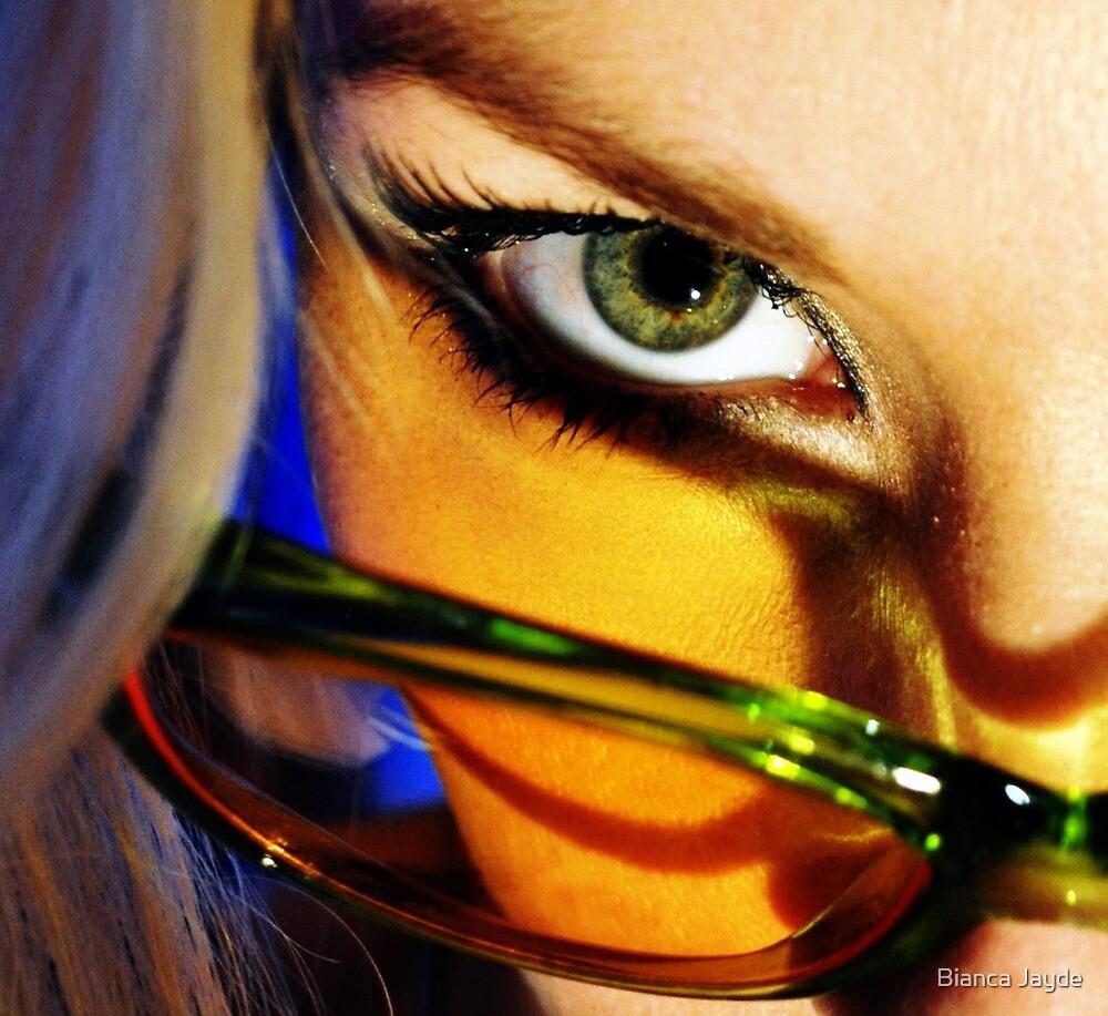 let me see... by Bianca Turner