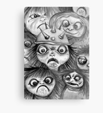 labyrinth goblins  Canvas Print