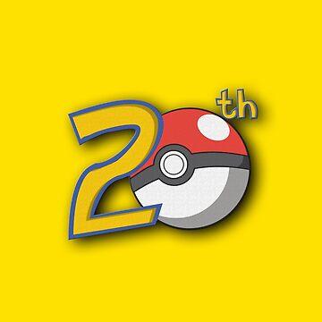 Pokemon's 20th Birthday! by Ravioko