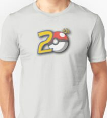 Pokemon's 20th Birthday! T-Shirt
