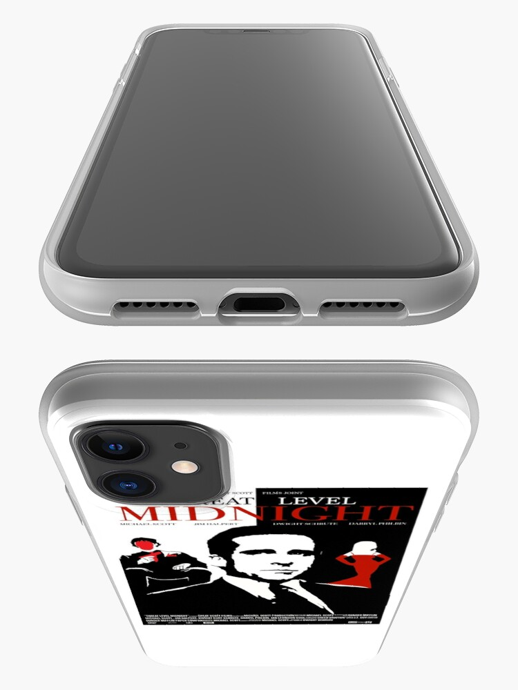 Alternate view of The Office: Threat Level Midnight Movie Poster iPhone Case & Cover