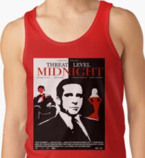 The Office: Threat Level Midnight Movie Poster Tank Top