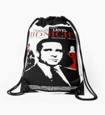The Office: Threat Level Midnight Movie Poster Drawstring Bag