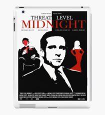 Das Büro: Bedrohungsniveau Midnight Movie Poster iPad-Hülle & Klebefolie
