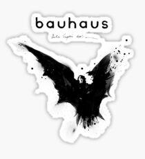 Bela Lugosi's Dead - Bauhaus Sticker