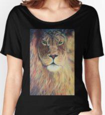 Aslan's Eyes Women's Relaxed Fit T-Shirt