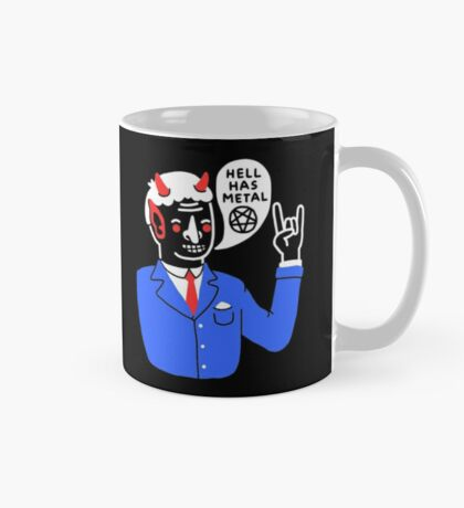 Heaven's Nice, But... Mug