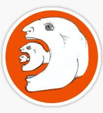 Outspoken Sticker