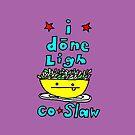 cole slaw by Ollie Brock