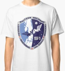 Expedition 51  Original Crew Mission Patch Classic T-Shirt