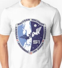 Expedition 51  Original Crew Mission Patch Unisex T-Shirt