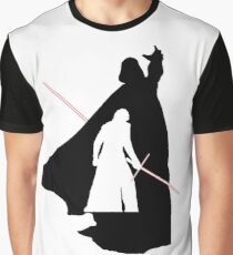Darth Vader / Kylo Ren Graphic T-Shirt