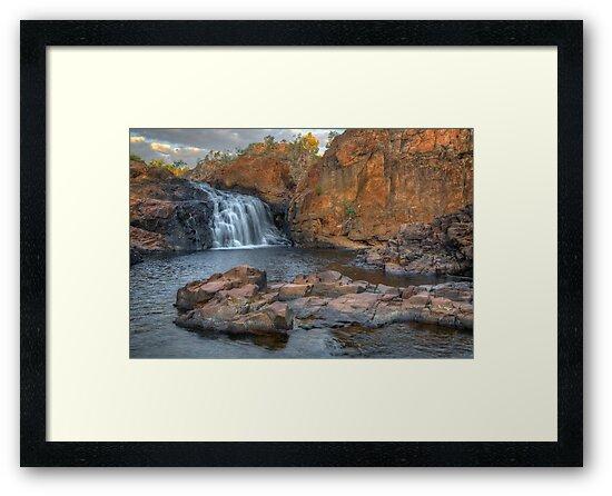 Edith Falls No2 by Robert Armitage