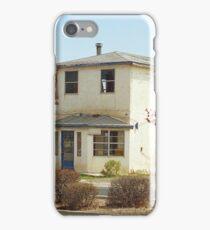 Route 66 - Wayside Motel iPhone Case/Skin