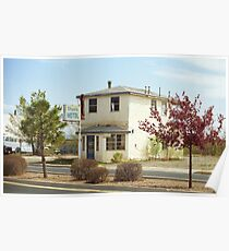 Route 66 - Wayside Motel Poster