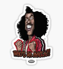 Sho Nuff Sticker