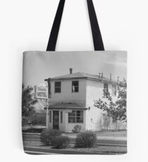 Route 66 - Wayside Motel Tote Bag