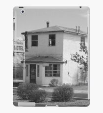 Route 66 - Wayside Motel iPad Case/Skin