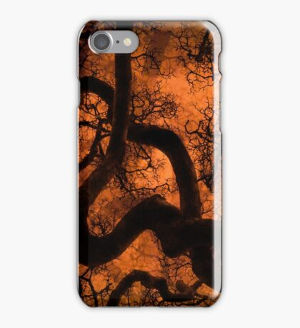 bough down iPhone Case/Skin