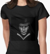 Jack The Ripper  Women's Fitted T-Shirt