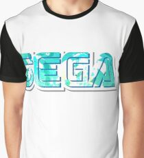 Vaporwave Sega Graphic T-Shirt