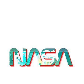 Vaporwave NASA by DaftDesigns