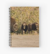 I Said, No Playing In The Road!! Spiral Notebook