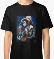Townes Van Zandt Blues Classic T-Shirt