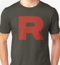 Team Rocket Logo Unisex T-Shirt