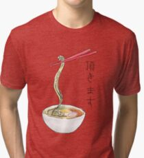 Ramen Tri-blend T-Shirt